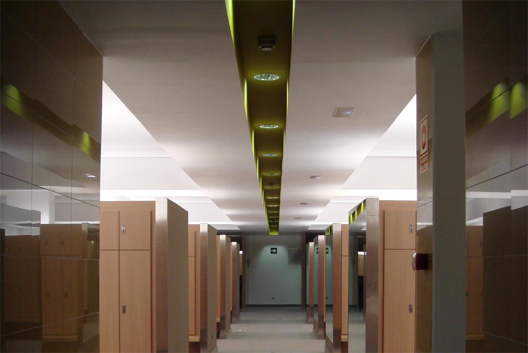Hp palacio de hielo madrid pg arquitectos - Arquitecto de interiores madrid ...